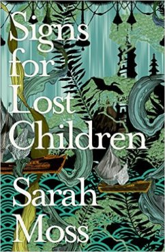 Book cover: Signs for Lost Children
