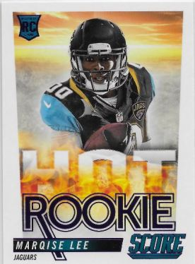 Marqise Lee Hot Rookie