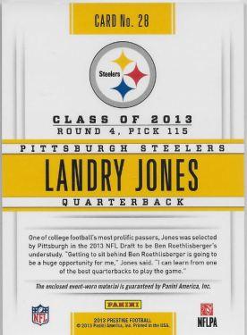PP Patch Landry Jones _B