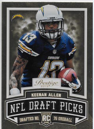 Keenan Allen NFL Draft Picks