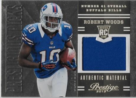 Robert Woods Jersey