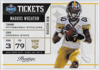 Wheaton Ticket