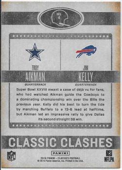 2016 Classics Aikman Kelly_B
