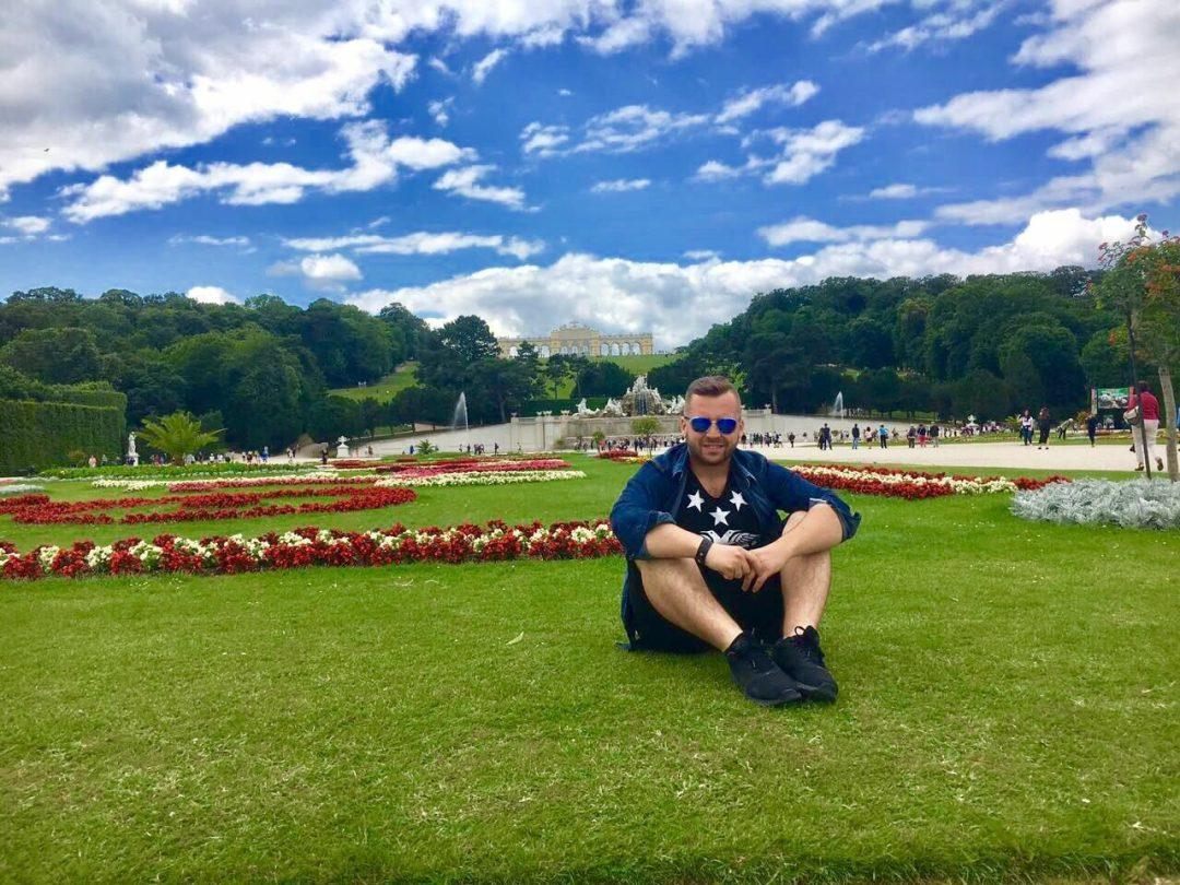 Il parco di Schönbrunn