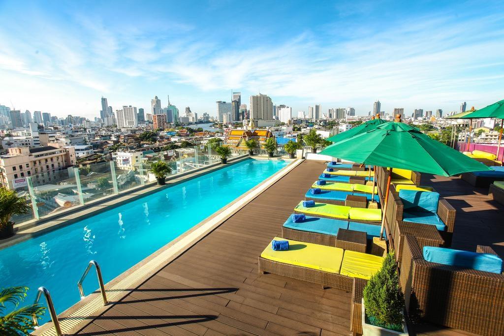 Dove dormire a Bangkok. Hotel Royal Bangkok @ Chinatown