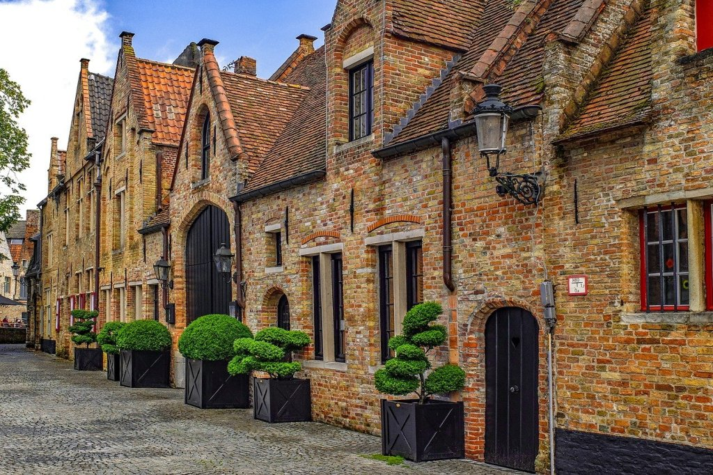 cosa vedere a Bruges - centro storico