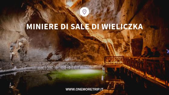 Miniere di Sale di Wieliczka cosa vedere a Cracovia