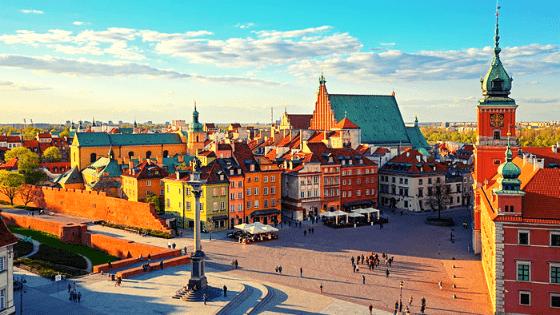 cosa vedere a Varsavia - Stare Miasto
