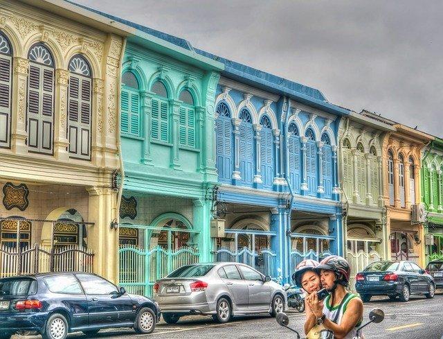 cosa vedere a phuket città vecchia