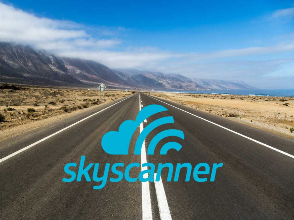 come usare Skyscanner