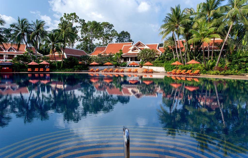 migliori hotel Koh Samui Santiburi Koh Samui