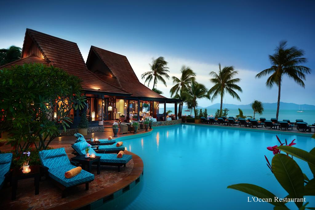 migliori hotel Koh Samui Bo Phut Resort & SPA