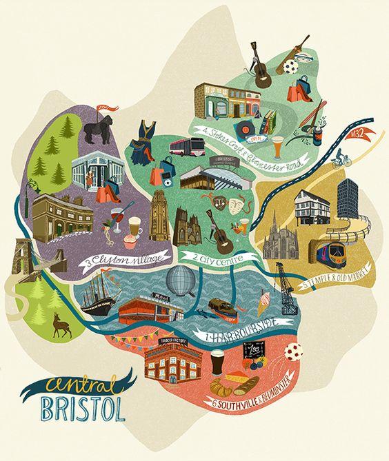 migliori zone di Bristol
