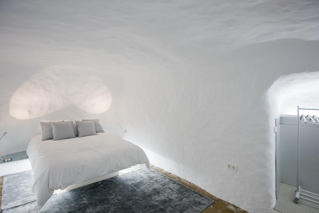 dove dormire a Granada cueva Sacromonte
