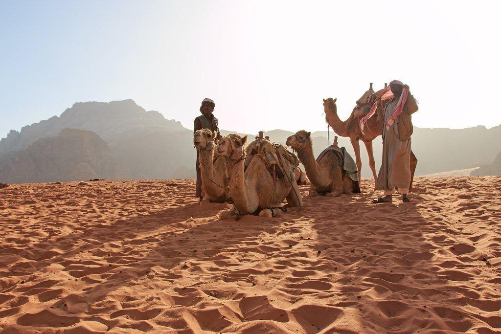 Wadi Rum storia