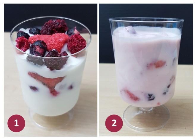 Freeze-Dried Mixed Berries Recipe
