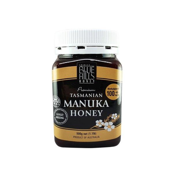 BlueHills Premium Tasmanian Manuka Honey (MGO 100+)