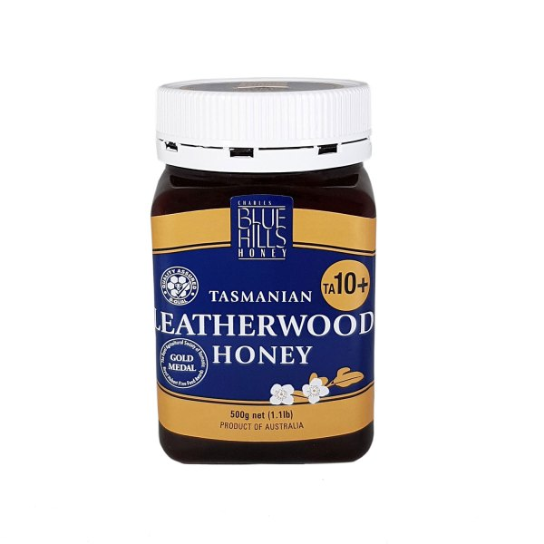 BlueHills Active Leatherwood Honey (TA 10+)