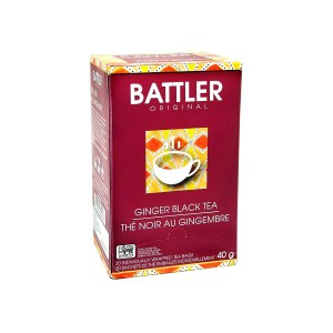 Battler Ginger Black Tea