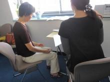 大阪:催眠アニマルコミュニケーション講座II終了!