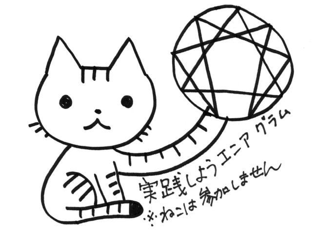 自分がわかると、あの人もわかる!2019年4月〜7月:新大阪エニアグラム実践会