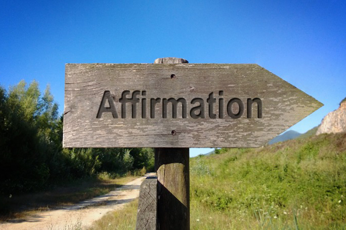 affirmation-is-no-1