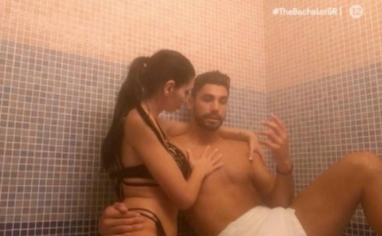 The Bachelor: Ακατάλληλες σκηνές – Της πιάνει τα οπίσθια και μετά την φιλάει