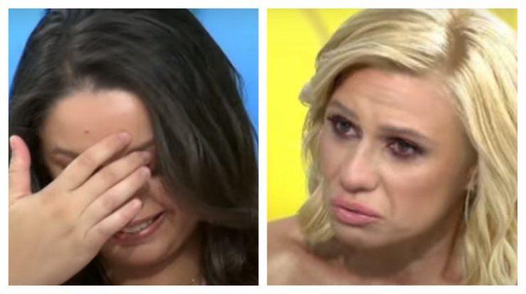Κατερίνα Καραβάτου – Μαργαρίτα Νικολαΐδη: Ξέσπασαν σε κλάματα on air [βίντεο]