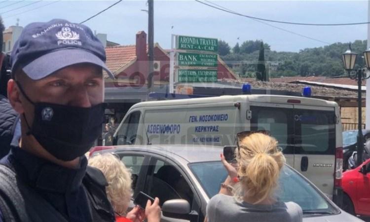 Έγκλημα στην Κέρκυρα: Δεν ήταν ζευγάρι τα θύματα – Αυτός είναι ο δράστης και αυτόχειρας