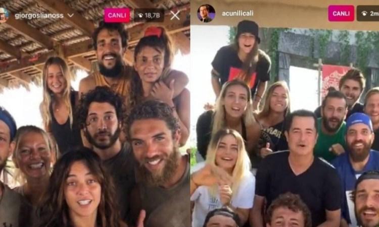 Survivor 4: Αυτή η ομάδα κέρδισε την δωροεπιταγή των 15.000 ευρώ στο Instagram Live Ελλάδας – Τουρκίας!