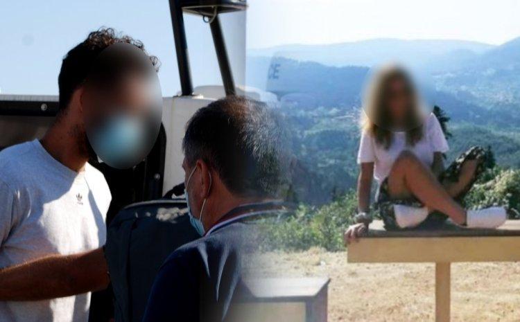 Φολέγανδρος: Γρονθοκόπησε τη Γαρυφαλλιά πριν την πετάξει από τα βράχια