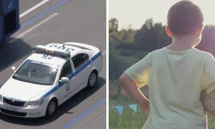 Αττική: Κινηματογραφική καταδίωξη 12χρονου (!!!) – Είχε πάρει κρυφά το αμάξι της μητέρας του