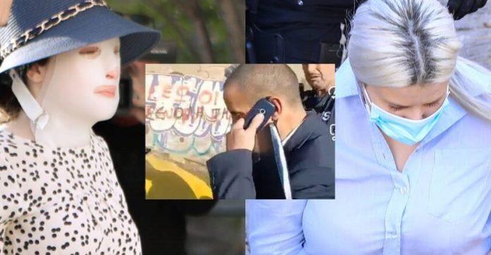 Εμφανίστηκε ο 40χρονος Νώντας: Τι κατέθεσε στη δίκη για Ιωάννα Παλιοσπύρου, Έφη Κακαραντζούλα. Ένταση