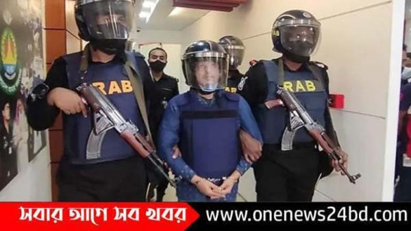 একুশ আগস্ট মঞ্চে গ্রেনেড ছোড়েন ইকবাল: র্যাব