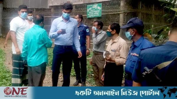 পাকুন্দিয়ায় দুই প্রতিষ্ঠানকে ১৩ হাজার টাকা জরিমানা
