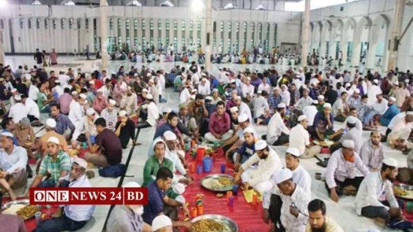 রমজানে মসজিদে ইফতার ও সেহরির আয়োজন করা যাবে না, ১০ নির্দেশনা