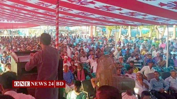 তাড়াইল-সাচাইল ইউনিয়ন জাতীয় পার্টির কর্মী সমাবেশ অনুষ্ঠিত