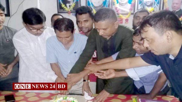 সিরাজগঞ্জের সলঙ্গায় জাতীয় শ্রমিক লীগের ৫২ তম প্রতিষ্ঠা বার্ষিকী পালিত