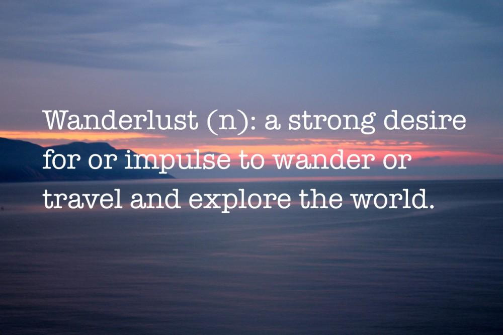 onenomadwoman, wanderlust