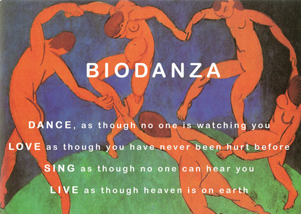 biodanza, dance of life, soul connection