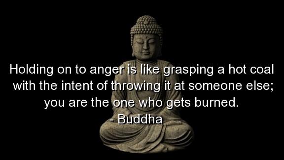buddha quotes, buddha and anger