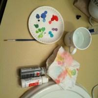 Acrylic Nail Tutorial: Gray Business