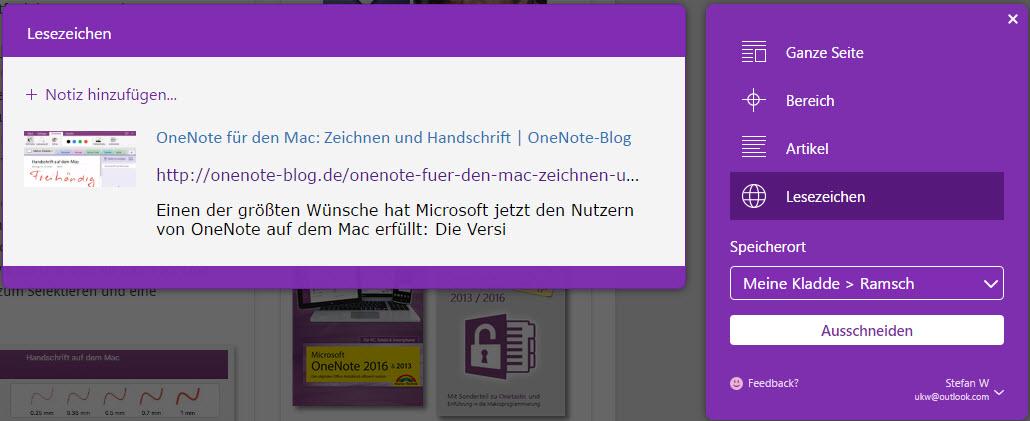 Webclipper 3 2 für Chrome und Edge: Tolle neue Features
