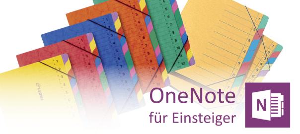 OneNote-Struktur - Teaserbild