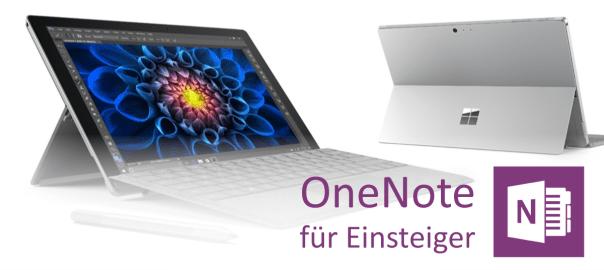 Surface für OneNote - Teaser