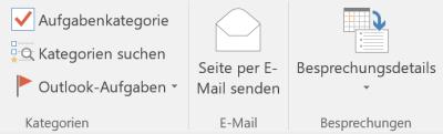 Seite per E-Mail senden in OneNote