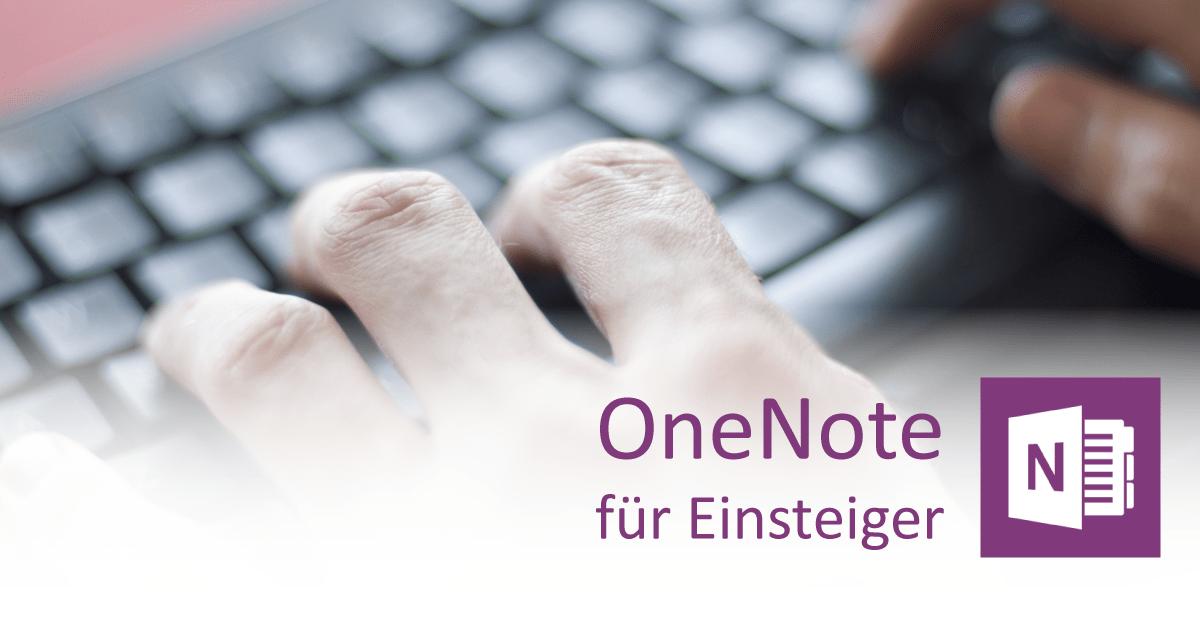 Shortcuts für OneNote - Teaser