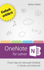 OneNote für Lehrer - Buchcover