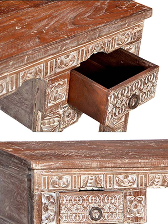 Antique Carving Console
