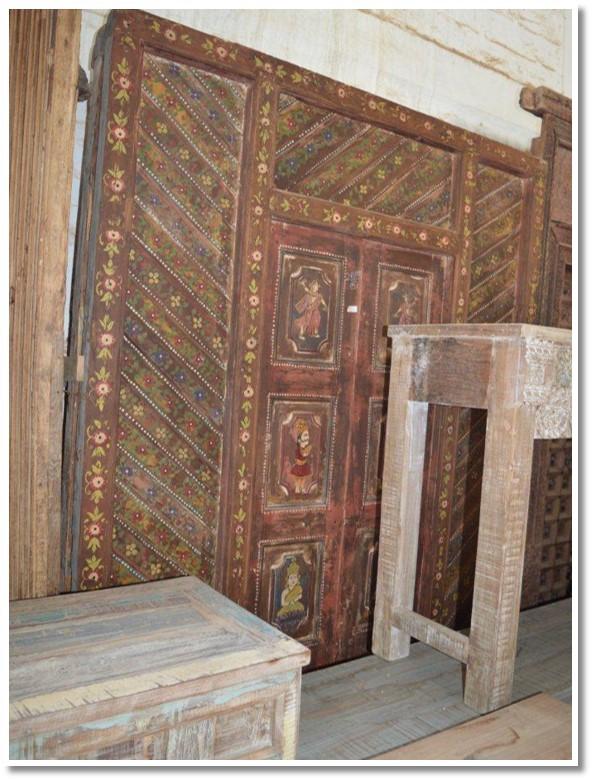 Hand Painted Door (009) Image